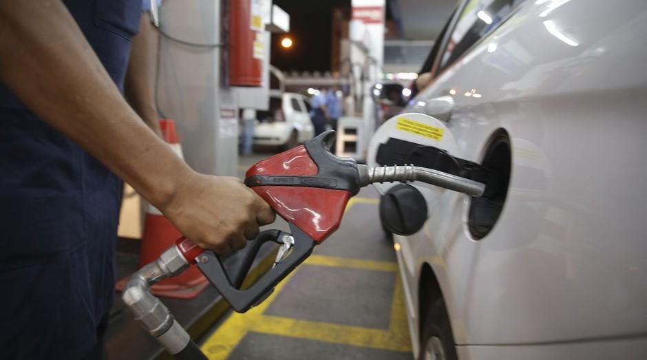 Posto de Gasolina  (Foto: Marcello Casal jr/Agência Brasil)