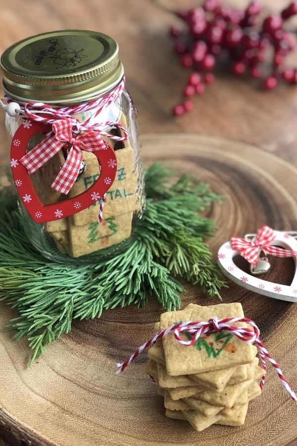 Biscoito de Natal: ótima opção para presentear (Foto: Divulgação)