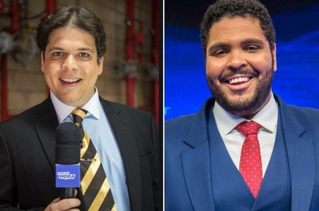 Caíto Mainier e Paulo Vieira (Foto: Divulgação)