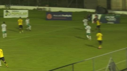 Com vitória de 4 a 2 em cima da União Cacoalense, Vilhenense é líder da tabela do Grupo B