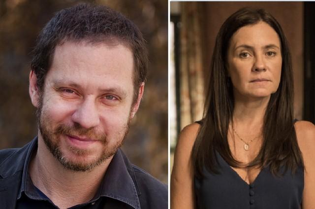 Bruce Gomlevsky interpretará delegado que desconfia de Thelma (Adriana Esteves) (Foto: Divulgação)