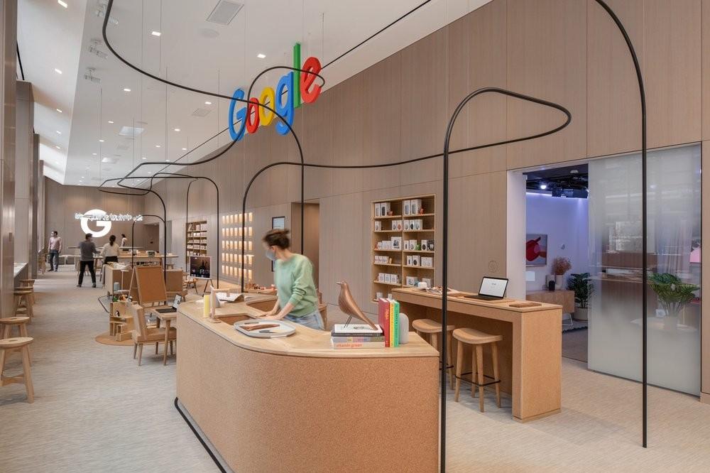 Google inaugura sua primeira loja física fora da sede, em Nova York; veja fotos