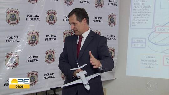 PF pede arquivamento do inquérito que investiga queda de avião de Eduardo Campos