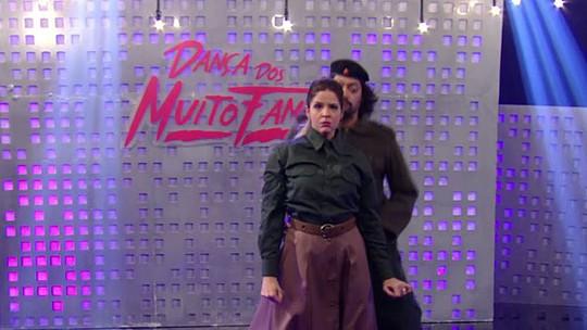 'Zorra' estreia 'Dança dos Muito Famosos'