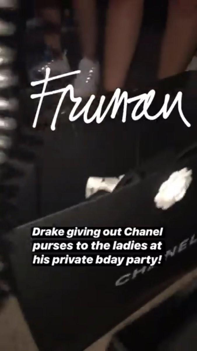 Drake faz 32 anos (Foto: Reprodução/Instagram)