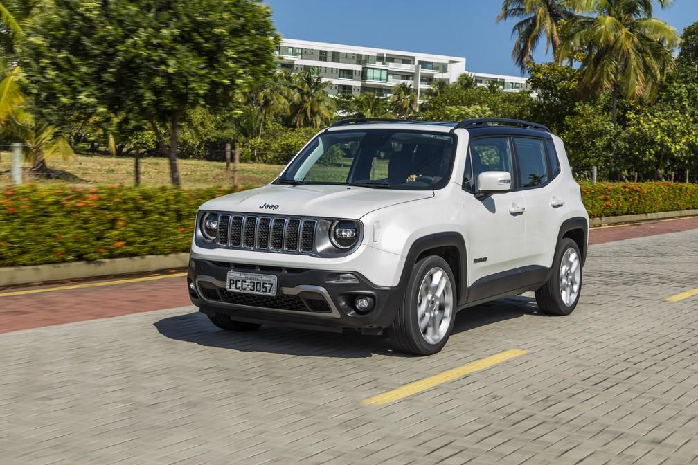 Jeep Renegade 2019: primeiras impressões | Auto Esporte | G1