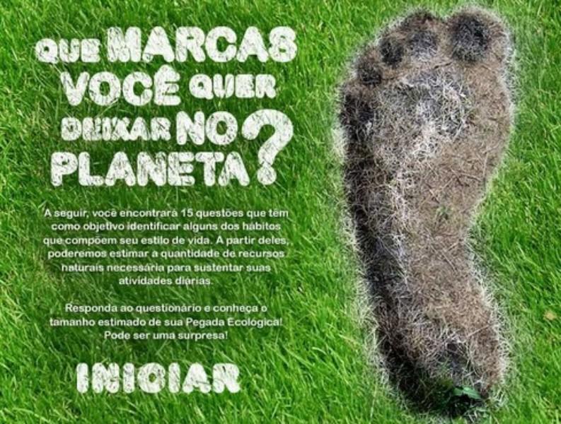 Quiz: Pegada Ecológica
