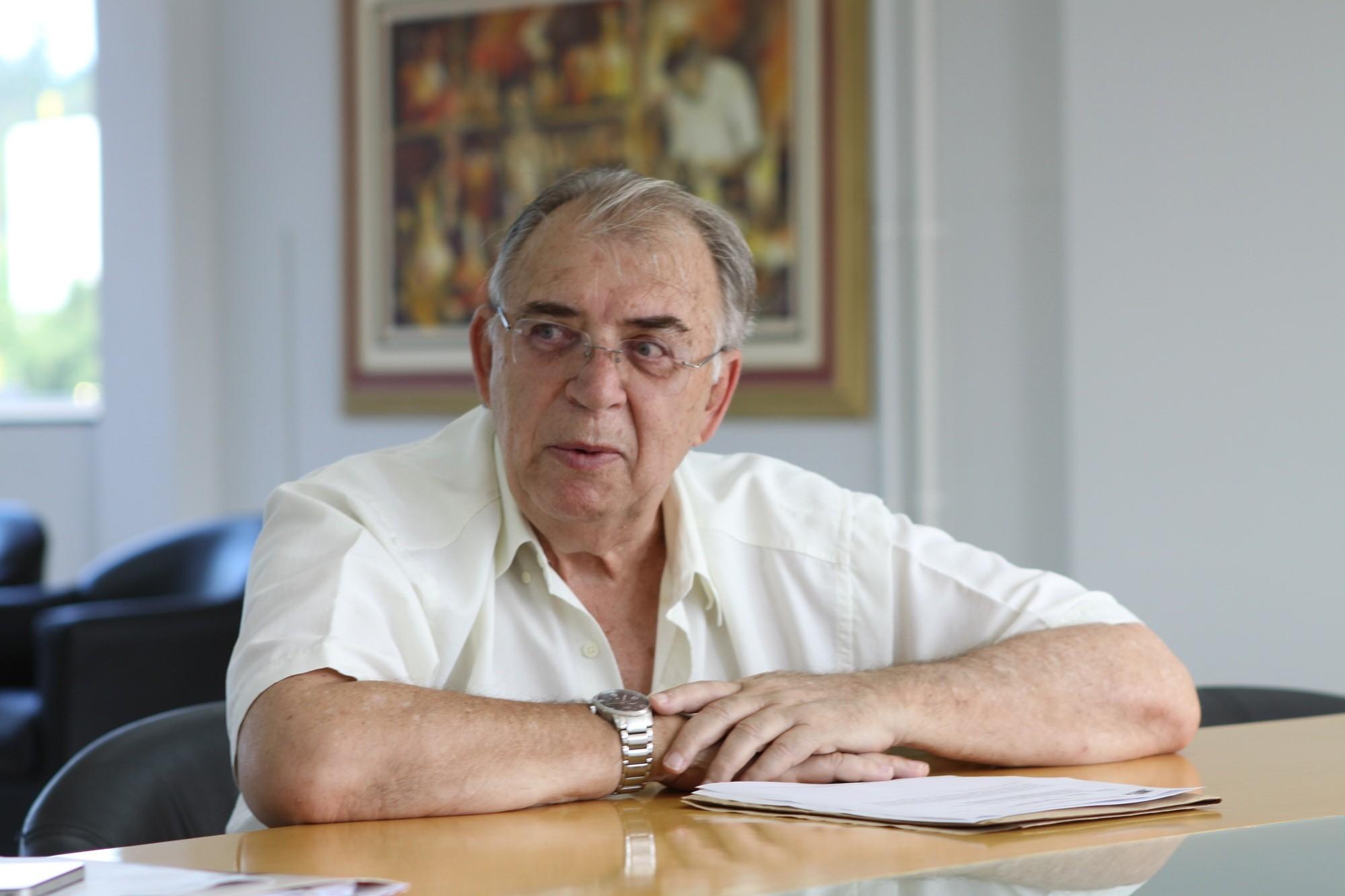 Morre Antônio Carlos Vieira, ex-secretário e ex-deputado estadual de SC - Notícias - Plantão Diário