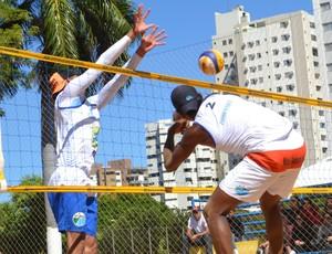 Vôlei de praia masculino (Foto: Divulgação/FVMS)