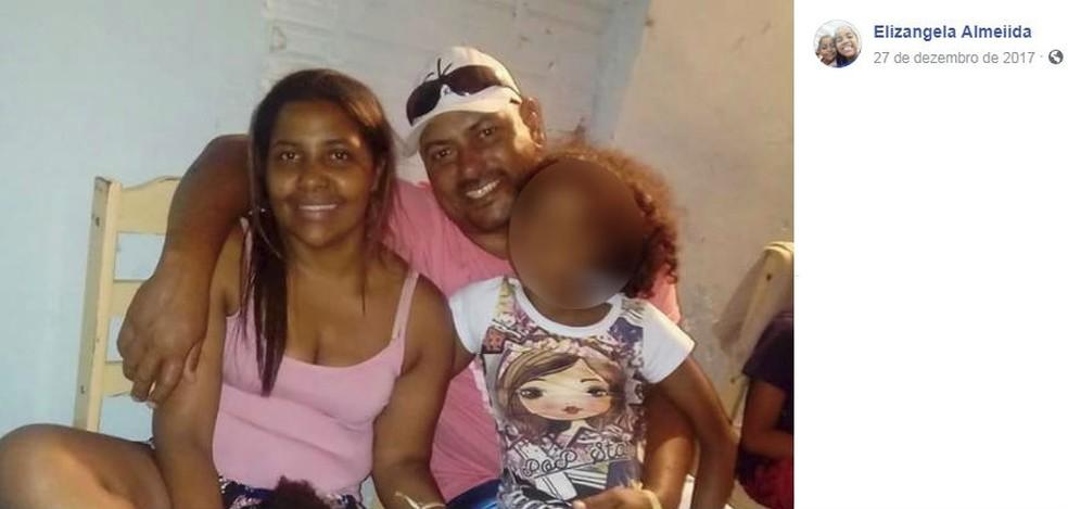 c5f2c0612d1 ... Elizangela foi morta com mais de 20 facadas em Itupeva  ex-marido  Edvaldo é