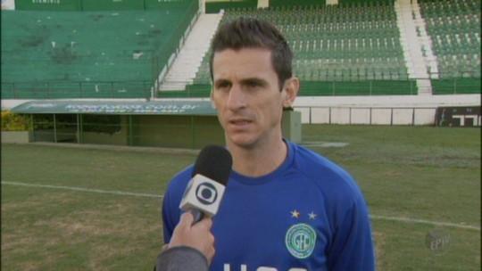 Vice duas vezes, Fumagalli tem última chance de ser campeão pelo Guarani
