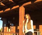Cristiana Oliveira | Arquivo pessoal