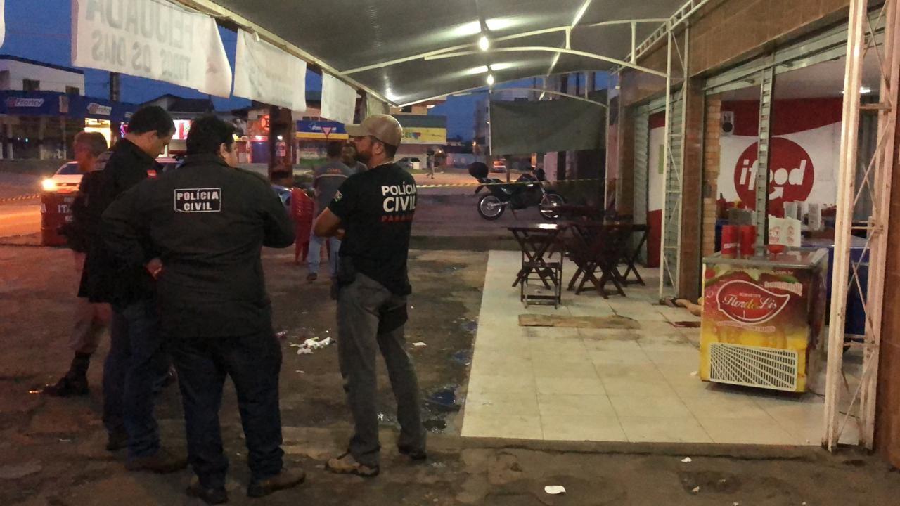 Morre em hospital de João Pessoa homem que acompanhava PM durante tiroteio com policiais civis - Noticias