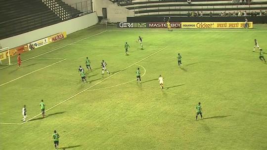 Sérgio China lamenta erros do Salgueiro na derrota contra o Central