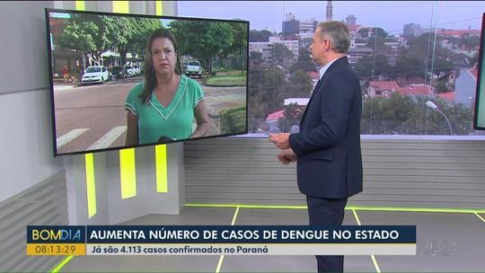 Mais uma morte por dengue é registrada no Paraná