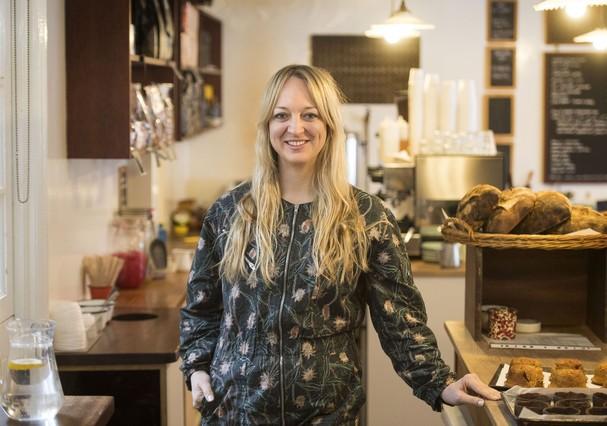 Claire Ptak será a responsável pelo bolo de casamento do casal (Foto: Getty Images)