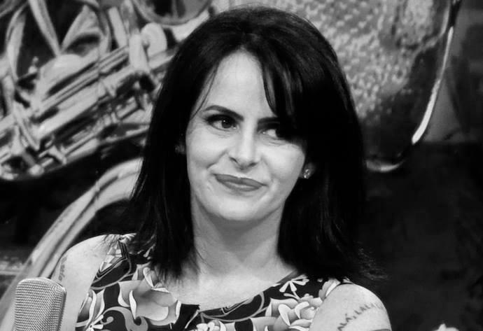 Fernanda Young morre aos 49 anos - Notícias - Plantão Diário