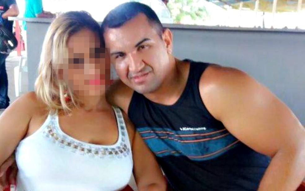 Raimundo Carlos Costa de Araújo, 37 anos, Acre (Foto: Arquivo Pessoal)