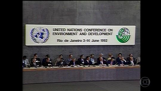 Desafios ambientais preocupam após 25 anos da conferência 'Rio 92'