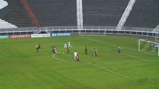 Rio Claro reage no fim e arranca empate com Oeste em Limeira