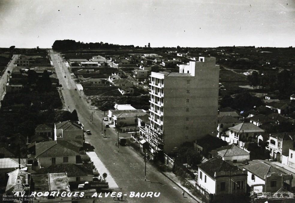 Mostra também tem imagens do acervo do Museu Ferroviário de Bauru  (Foto: Acervo Museu Ferroviário/ Divulgação )