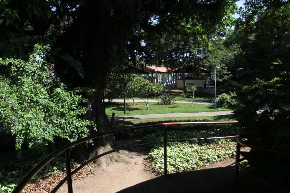 Parque da Cidade tem ação emergencial de combate a escorpião — Foto: Alex Brito/Prefeitura de Jacareí