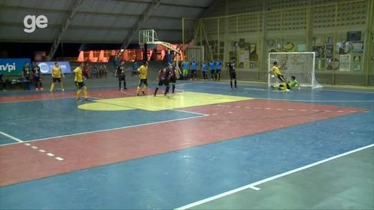 AABB garante vaga antecipada na semifinal da Taça Clube; Cajuína e Tigre empatam em jogo de 6 gols
