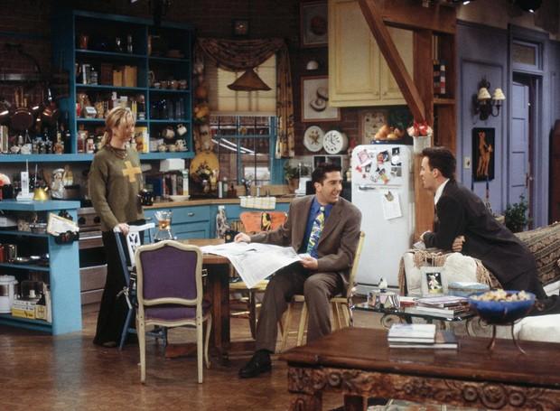 Inspire-se no apartamento de Friends (Foto: Reprodução/ Pinterest)