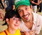 Fernanda Paes Leme e João Vicente de Castro | Reprodução/Instagram