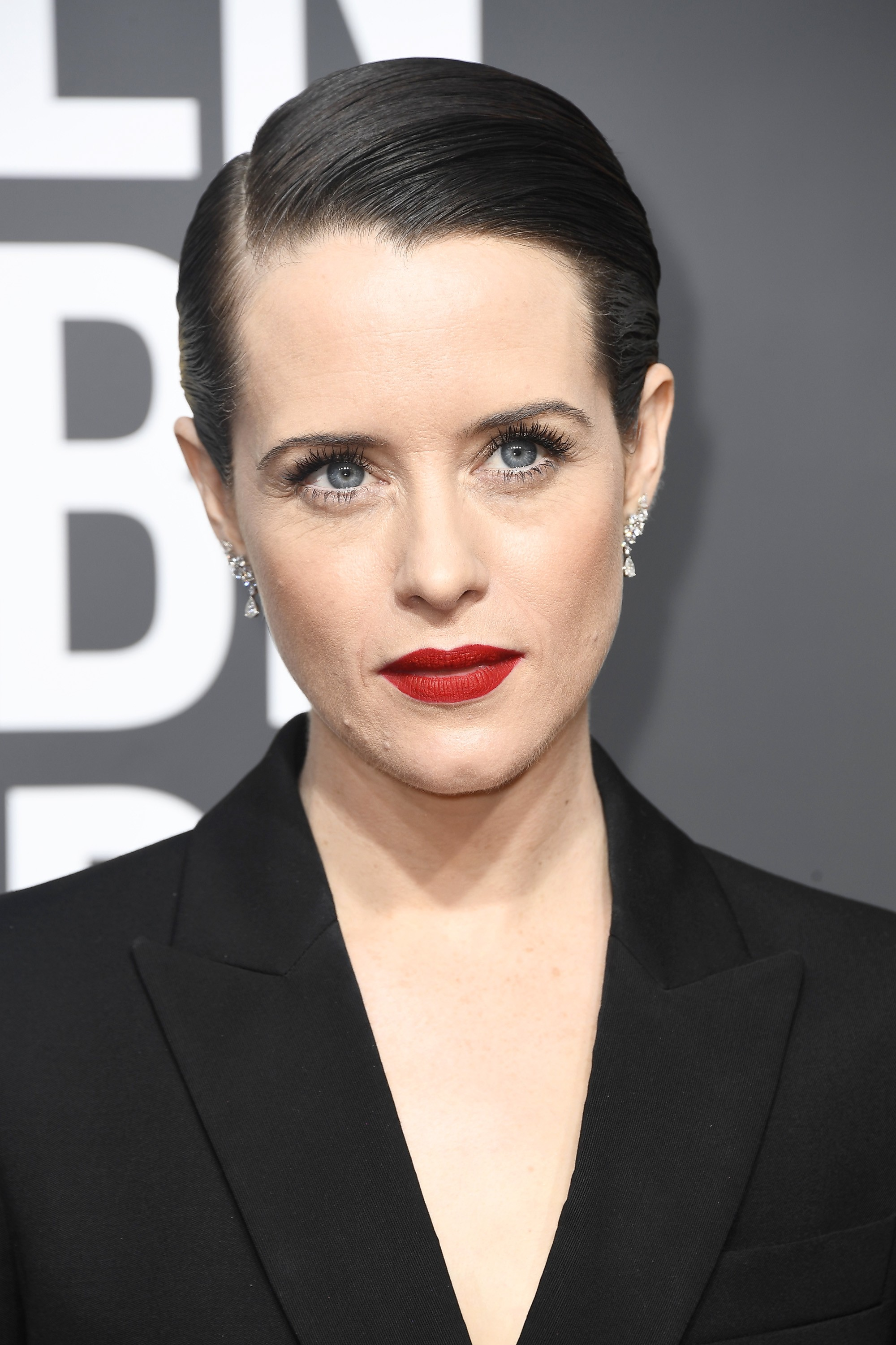 A atriz Claire Foy (Foto: Getty Images)