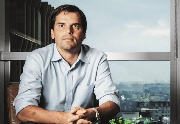 Pedro Faria , presidente-executivo da BRF (Foto: Ana Paula Paiva/ Agência O Globo)