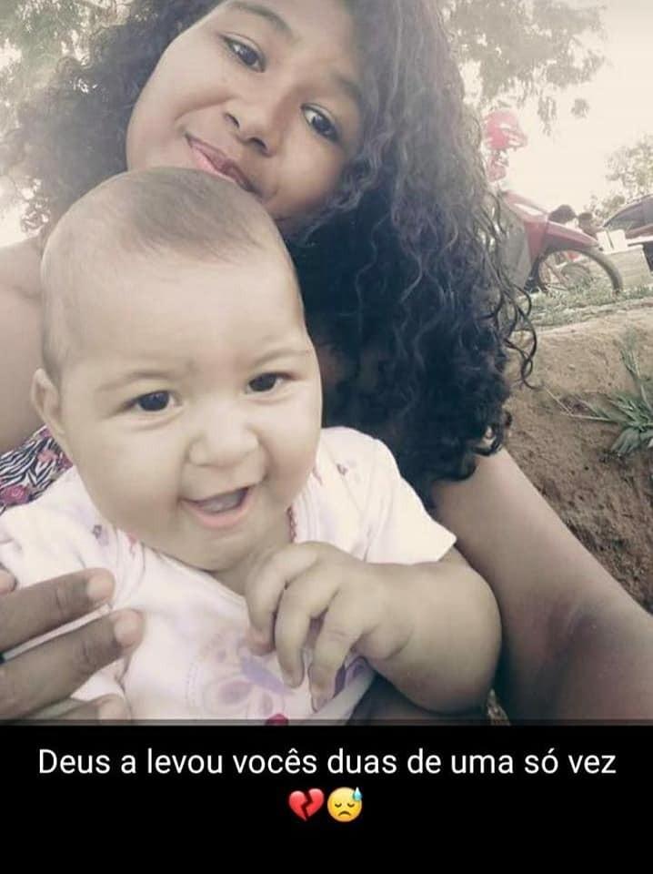 Corpos de mãe e filha mortas em atropelamento são liberados; motorista vai responder em liberdade