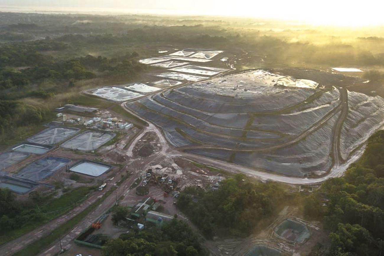 MPPA quer que empresa responsável pelo aterro sanitário de Marituba, no PA, repare danos ambientais - Notícias - Plantão Diário
