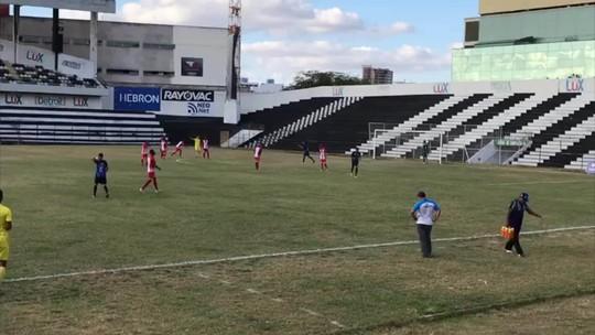 Porto domina partida e bate o Centro Limoeirense em Caruaru