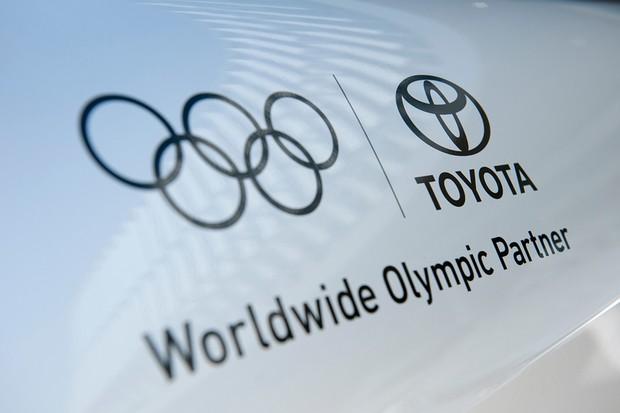 Toyota Olimpiada 2020 (Foto: Divulgação )