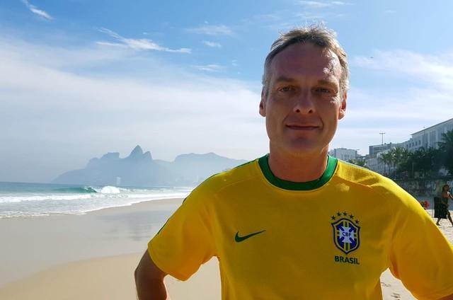 Ralf está na torcida pelo título do Brasil (Foto: Divulgação)