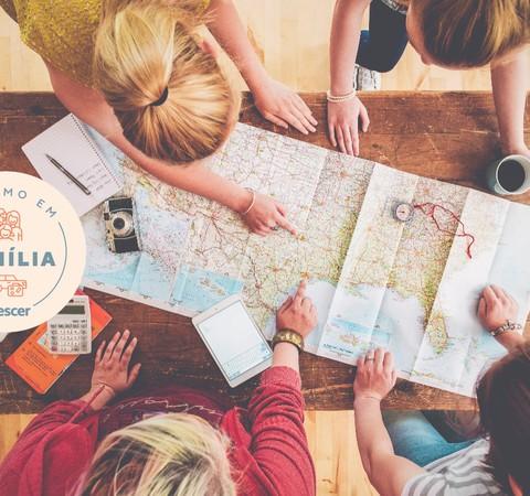 Como escolher o destino das férias, de acordo com a idade das crianças?