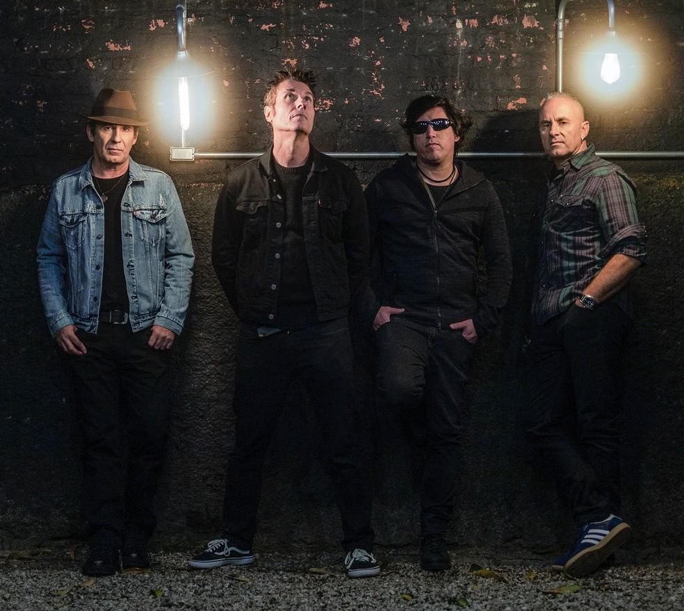 Capital Inicial se junta com as bandas Far From Alaska, Scalene e CPM 22 no álbum 'Sonora' — Foto: Divulgação / Sony Music