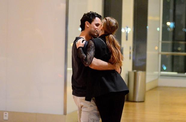Marina Ruy Barbosa e Xande Negrão (Foto: Webert Belicio / AgNews)