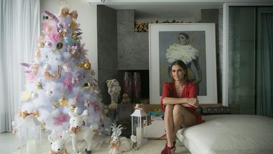 Deborah Secco sobre o Natal em família: 'Sempre foi um momento muito mágico'