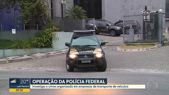 PF de SP faz operação contra cartel de 'cegonheiros' no transporte de veículos novos