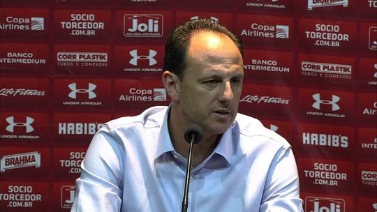 Ceni confirma saída de Breno e diz que Neilton ainda é do São Paulo
