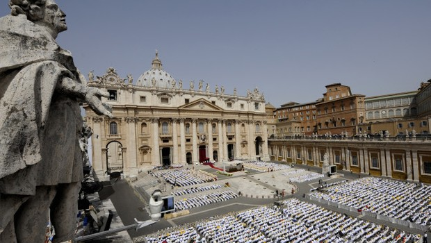 Vaticano (Foto: Getty Images)