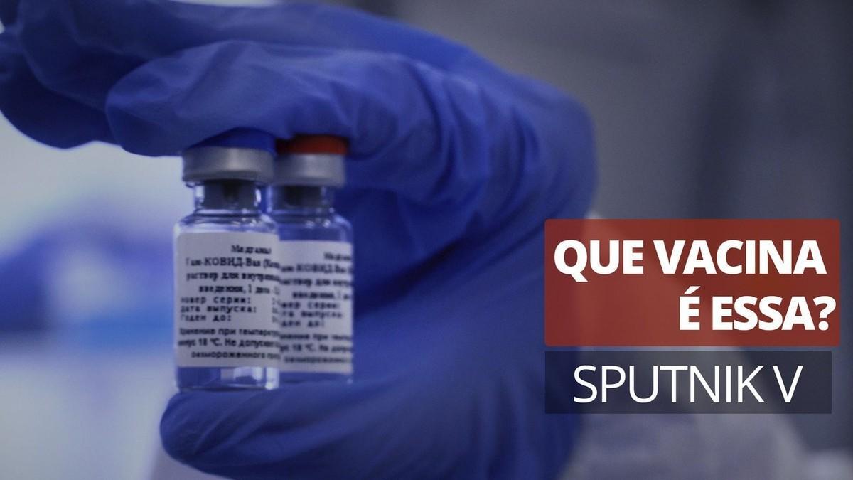 Anvisa solicita informações a 9 estados sobre importação da vacina Sputnik V