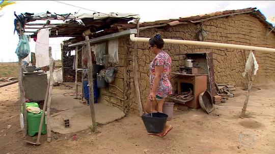 Solidariedade ajuda moradores do sertão a enfrentar a seca em Sergipe
