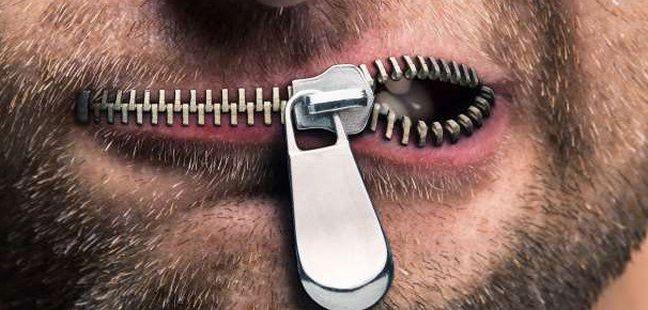 Silêncio, omertá (Foto: Arquivo Google)
