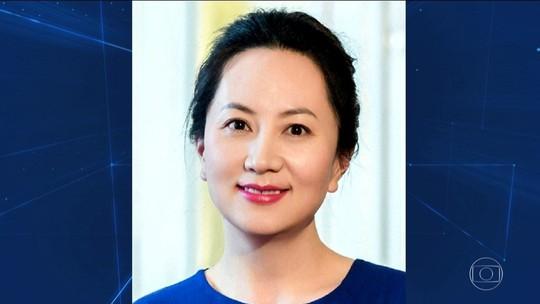 Executiva da Huawei poderá deixar cadeia após pagar fiança