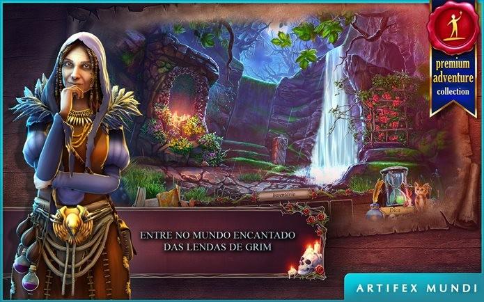 Muitos mistérios e uma história em português, esperam você neste jogo (Foto: Divulgação)