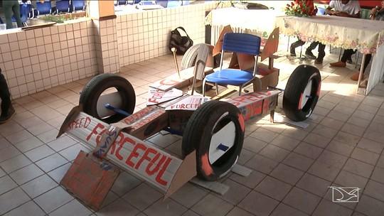 Alunos de escola pública em Caxias realizam feira de sustentabilidade