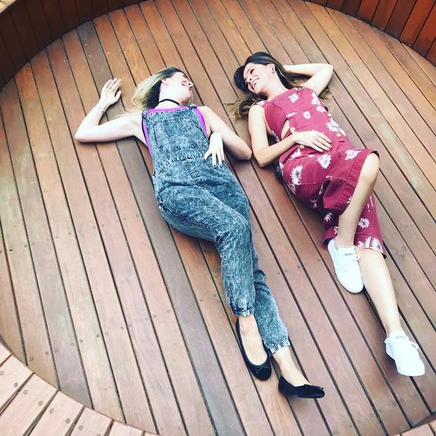 Dani Calabresa e Ingrid Guimarães (Foto: Reprodução/Instagram)